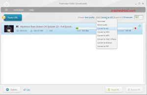 Freemake Video Downloader Crack