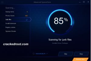 Advanced SystemCare Pro Crack