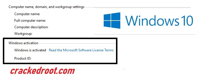 Windows 10 Activator with Product Key 2019 Free Download